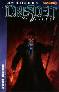 Jim Butcher's The Dresden Files: Fool Moon #5 (2011)
