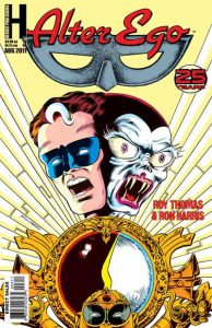 Alter Ego 25th Anniversary Edition #3 (2011)