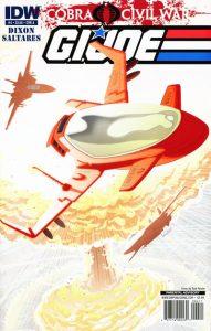 G.I. Joe #4 (2011)