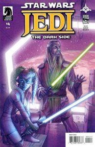 Star Wars: Jedi - The Dark Side #4 (2011)