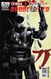 G.I. Joe: Snake Eyes #4 (2011)