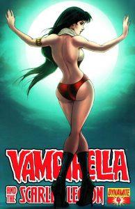 Vampirella and the Scarlet Legion #4 (2011)
