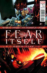 Fear Itself #5 (2011)