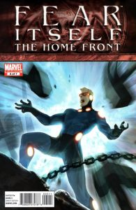 Fear Itself: The Home Front #5 (2011)