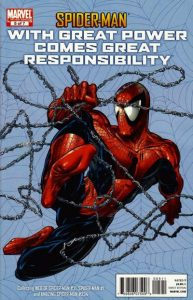 Spider-Man: With Great Power Comes Great Responsibility #5 (2011)