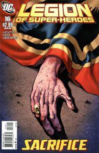 Legion of Super-Heroes #16 (2011)