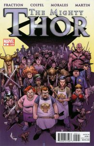 The Mighty Thor #5 (2011)