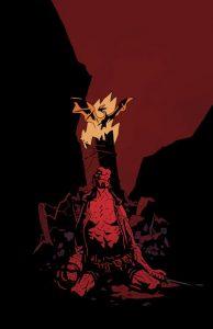 Hellboy: The Fury #3 [57] (2011)