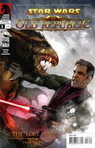 Star Wars: The Old Republic - The Lost Suns #3 (2011)