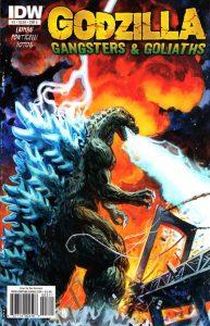 Godzilla: Gangsters and Goliaths #3 (2011)