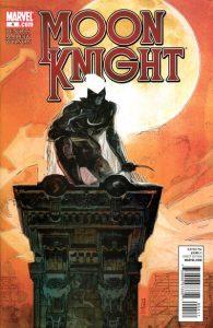 Moon Knight #4 (2011)