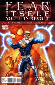 Fear Itself: Youth in Revolt #4 (2011)
