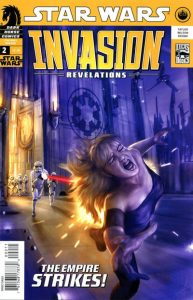 Star Wars: Invasion - Revelations #2 (2011)