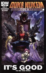 Duke Nukem: Glorious Bastard #2 (2011)