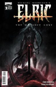 Elric: The Balance Lost #2 (2011)