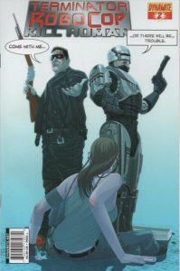 Terminator / RoboCop: Kill Human #2 (2011)