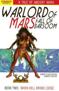 Warlord of Mars: Fall of Barsoom #2 (2011)