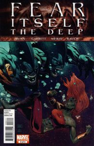 Fear Itself: The Deep #3 (2011)