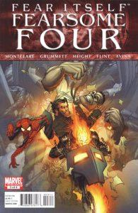 Fear Itself: Fearsome Four #3 (2011)