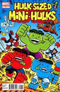 Hulk-Sized Mini-Hulks #1 (2011)
