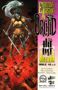 Executive Assistant: Orchid #2 (2011)