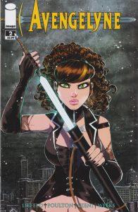 Avengelyne #2 (2011)