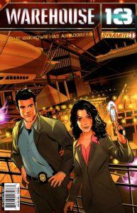 Warehouse 13 #1 (2011)