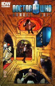 Doctor Who Annual 2011 #[nn] (2011)