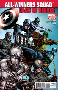All-Winners Squad: Band of Heroes #3 (2011)