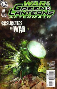 War of the Green Lanterns: Aftermath #2 (2011)