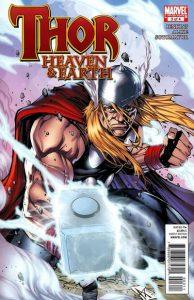 Thor: Heaven & Earth #3 (2011)