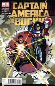 Captain America and Bucky #621 (2011)