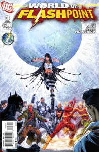 Flashpoint: The World of Flashpoint #3 (2011)
