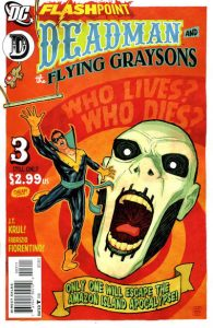 Flashpoint: Deadman and the Flying Graysons #3 (2011)