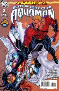 Flashpoint: Emperor Aquaman #3 (2011)
