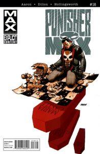 PunisherMax #16 (2011)