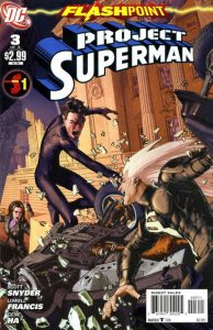 Flashpoint: Project Superman #3 (2011)
