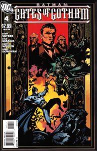 Batman: Gates of Gotham #4 (2011)