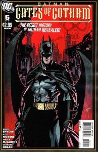 Batman: Gates of Gotham #5 (2011)