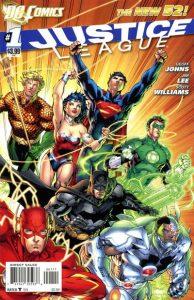 Justice League #1 (2011)