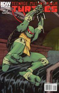 Teenage Mutant Ninja Turtles #1 (2011)