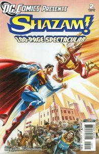 DC Comics Presents: Shazam #2 (2011)