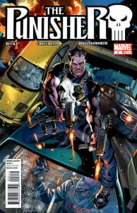 The Punisher #2 (2011)