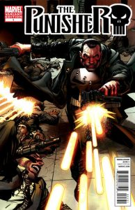 The Punisher #1 (2011)