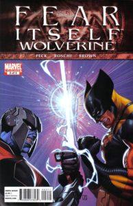 Fear Itself: Wolverine #2 (2011)