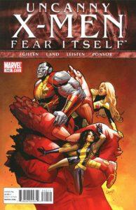 The Uncanny X-Men #542 (2011)