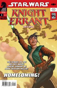 Star Wars: Knight Errant - Deluge #1 (2011)