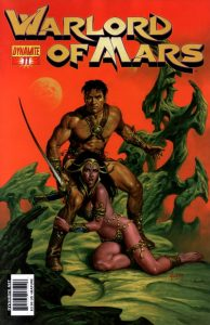 Warlord of Mars #11 (2011)