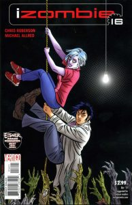 I, Zombie [iZombie] #16 (2011)