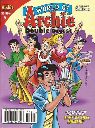 World of Archie Double Digest #9 (2011)